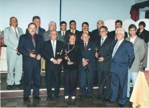 Ex Presidentes - Jantar 50 Anos