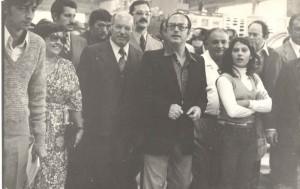 Paulo Maluf em Visita à Amparo