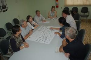 Reunião Área Azul 2009